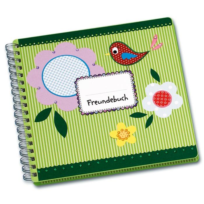 Geschenke zur Einschulung schulstart freundebuch