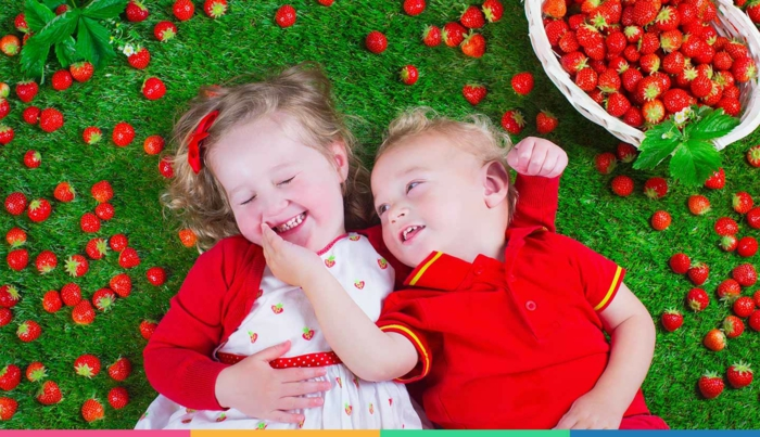 Gesunde Ernährung für Kinder verhältnis zum essen