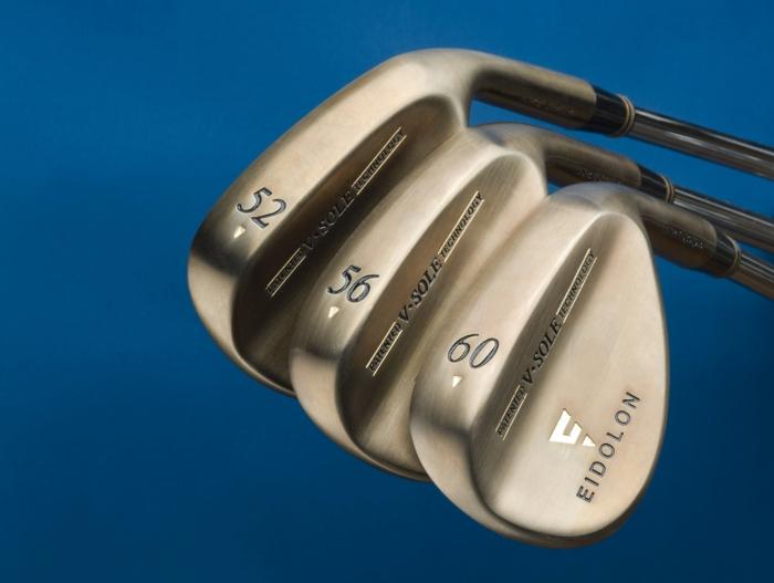 Golf Schläger Eisen graden