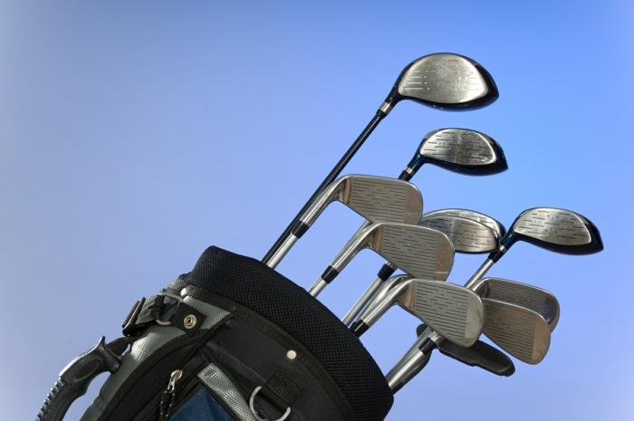 Golf Schläger alles