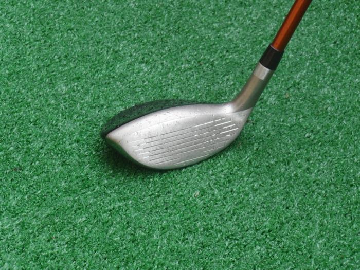 Golf Schläger hybrid grad
