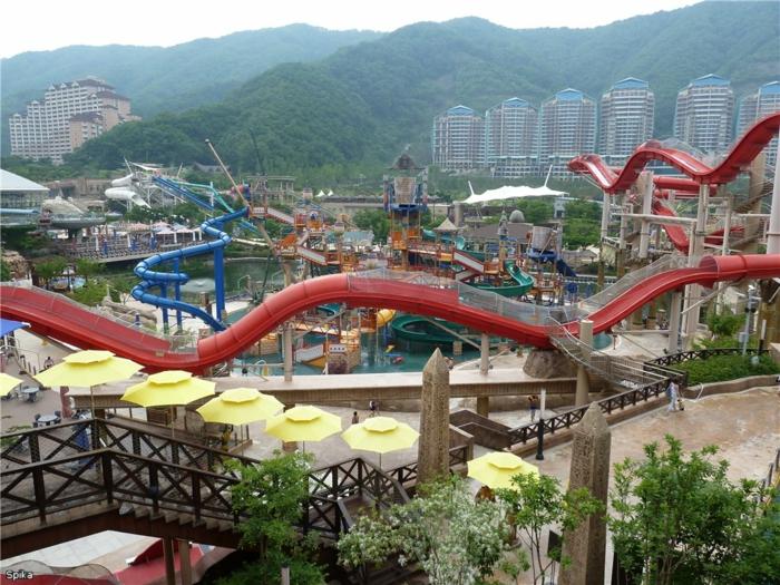 Hauptstadt von Südkorea ocean world
