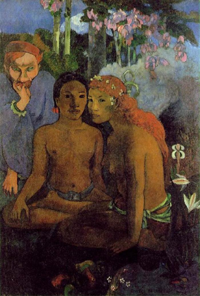 Impressionismus Paul Gauguin haiti