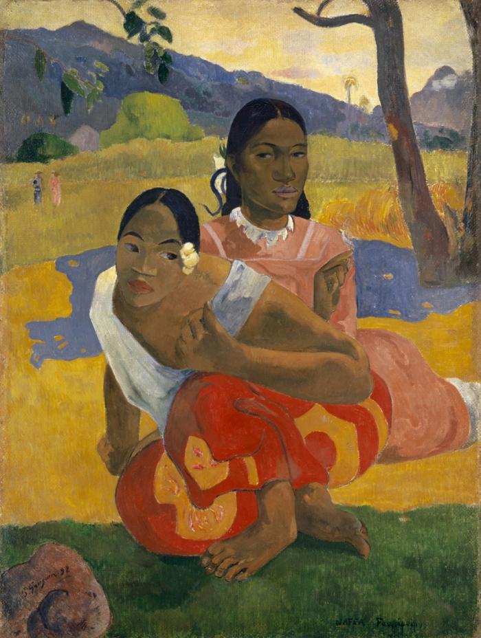 Impressio nismus Paul Gauguin