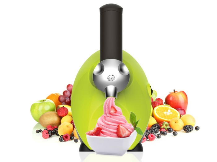 Kücheneinrichtung Fruchteis Maschine
