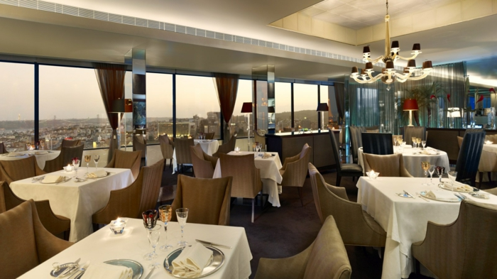 Lissabon tipps restaurant panorama sheraton