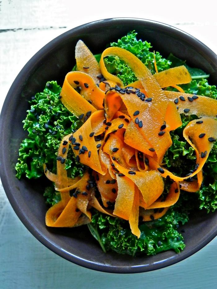 Makrobiotische Ernährung roh essen