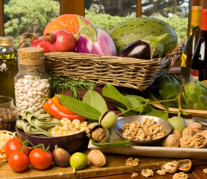 Makrobiotische Ernährung rohkost