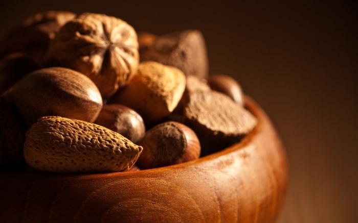 Mandeln gesund mandeln nüsse