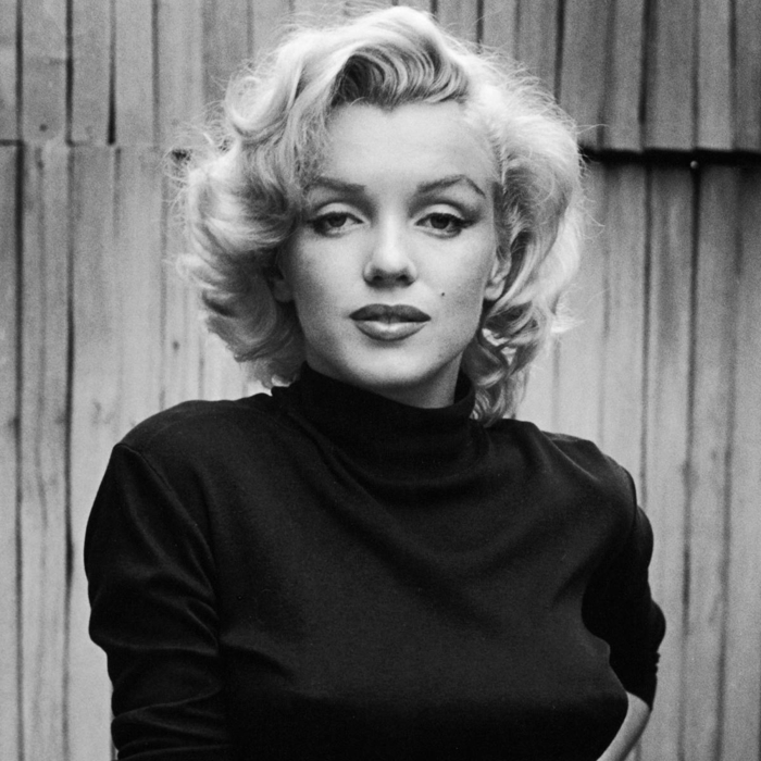 Marilyn Monroe 50er jahre frisuren