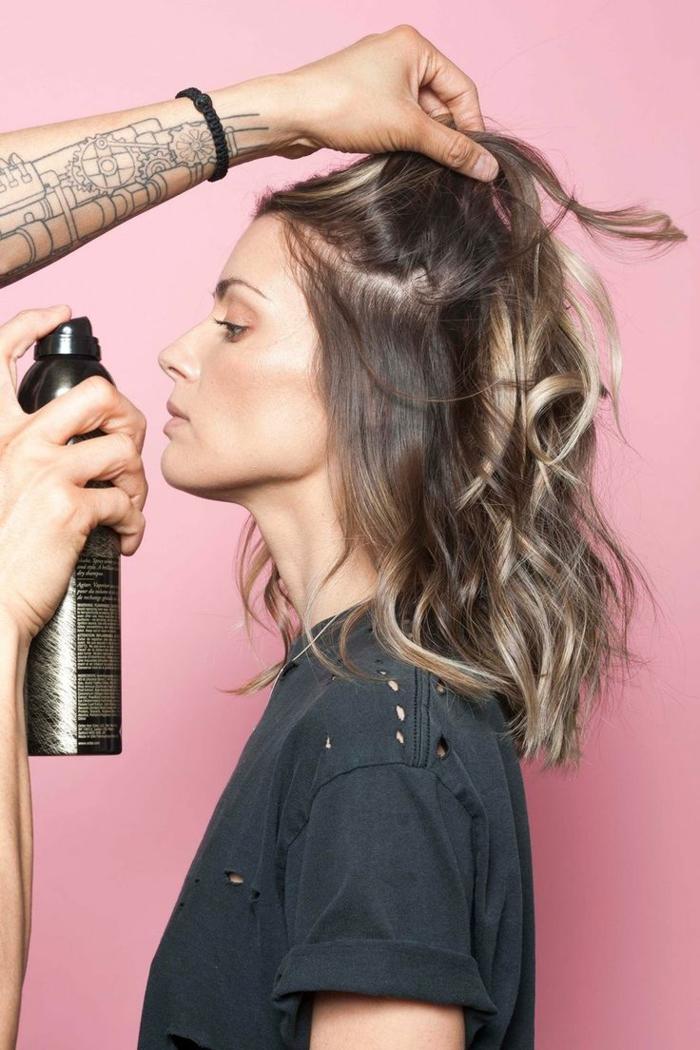 Moderne Frisur trends und lifestyle haarschnitte herbst