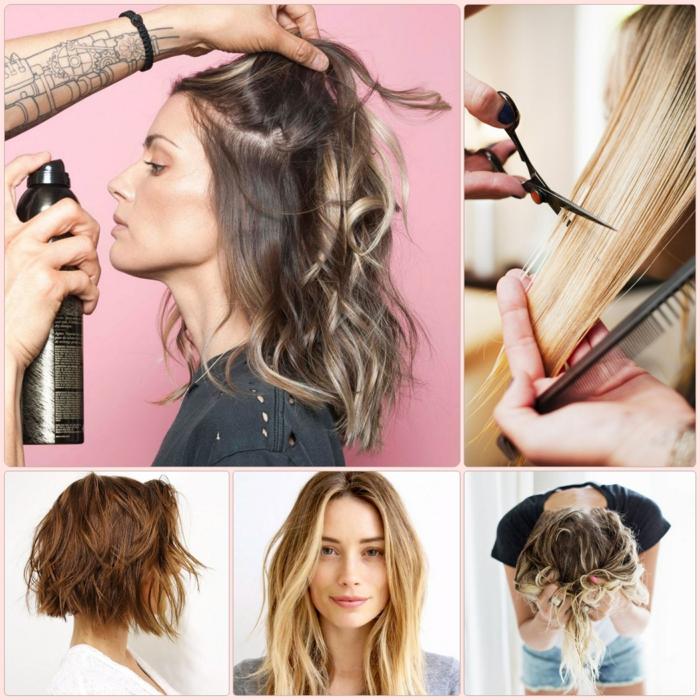 stylische haarschnitte