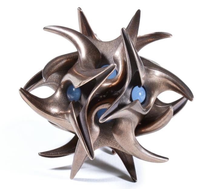 Moderne Skulpturen symmtrie natur
