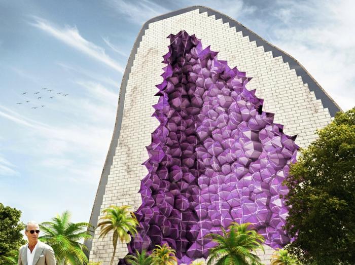 Modernes Bauen china amethyst zimmer von park