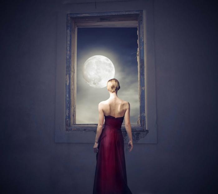 Mondphasen verstehen auswirkung auf Frauen