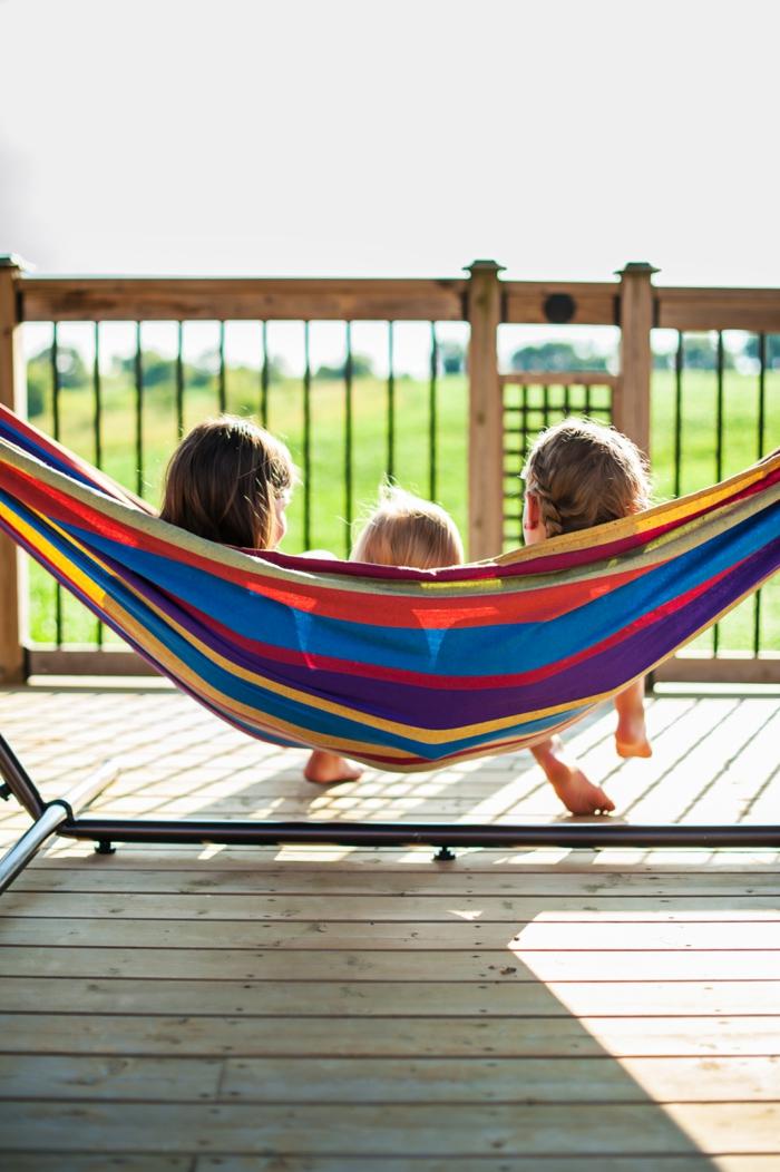 10 erfrischende Ideen, wie man die Terrasse gestalten und erneuern kann