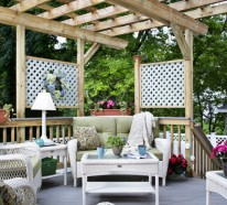 10 erfrischende Tipps, wie man noch besser die Terrasse gestalten und erneuern kann
