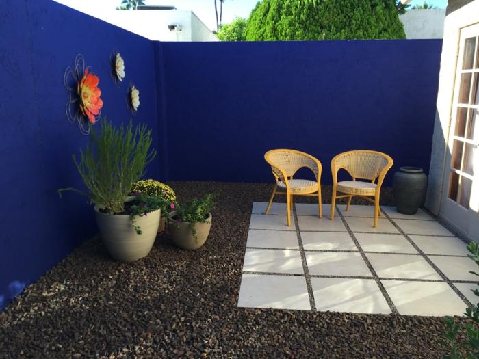 Terrassen Farbe 10 erfrischende ideen wie die terrasse gestalten und erneuern kann