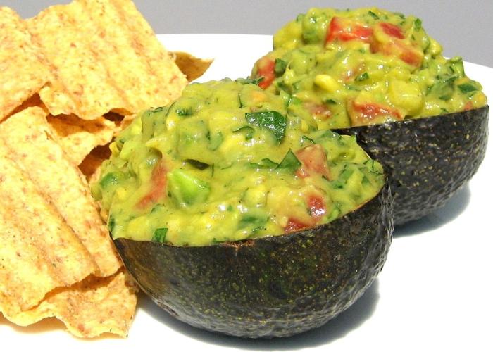 Vegane Brotaufstriche guacamole zwei
