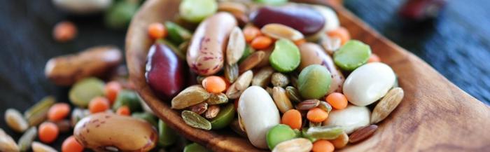 Vegane Brotaufstriche hülsenfrüchte