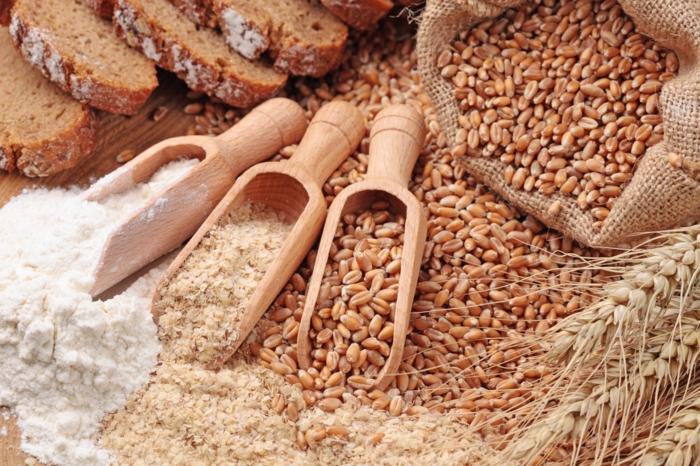 Vollkornbrot Rezept korn