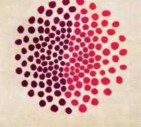 Wandteppich Design: Sabine de Gunzburg und ihre Teppich-Kollektion