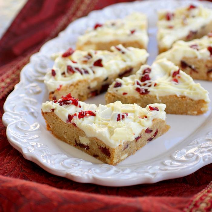 Was sind Cranberries frucht kuchen