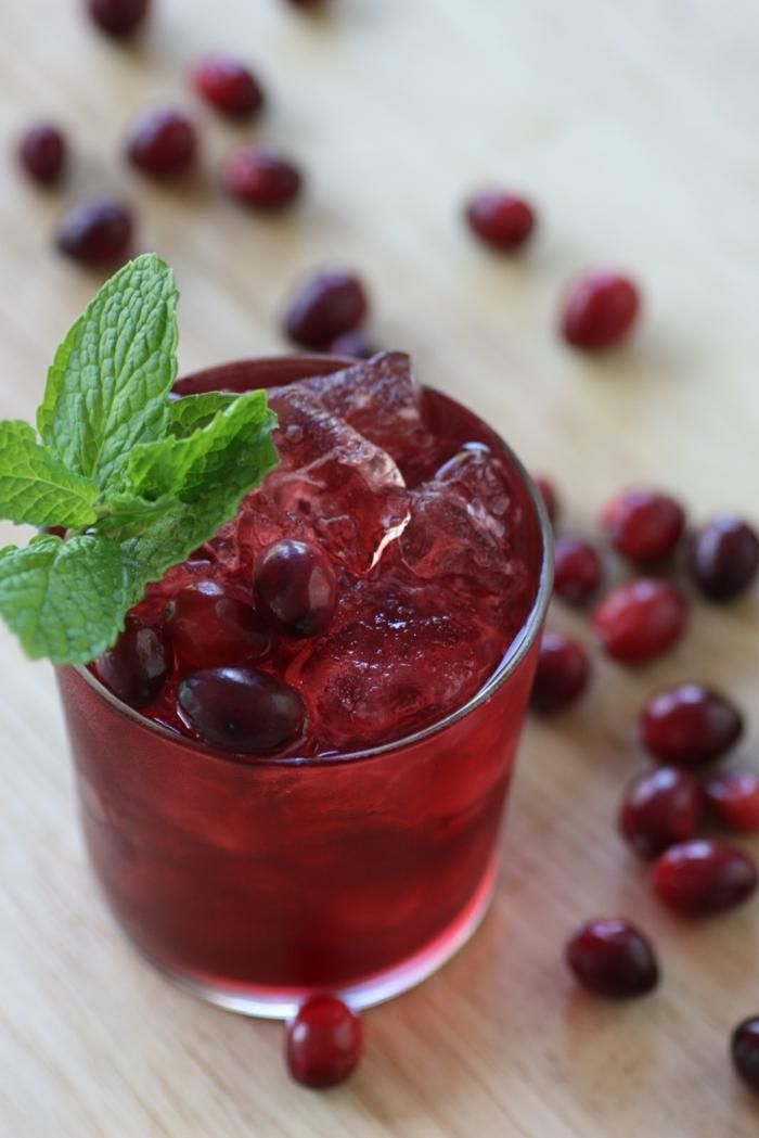 Was sind Cranberries mutter getränk