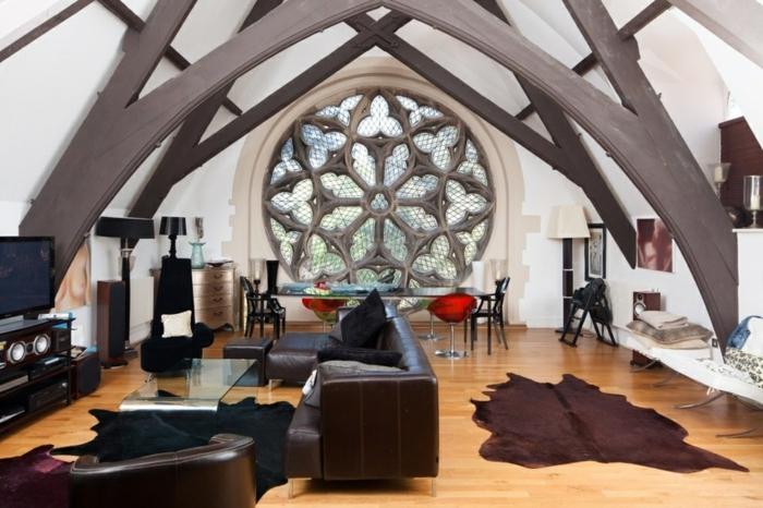 Wohnzimmer Einrichten- 17 Beispiele Für Faszinierende Interieurs