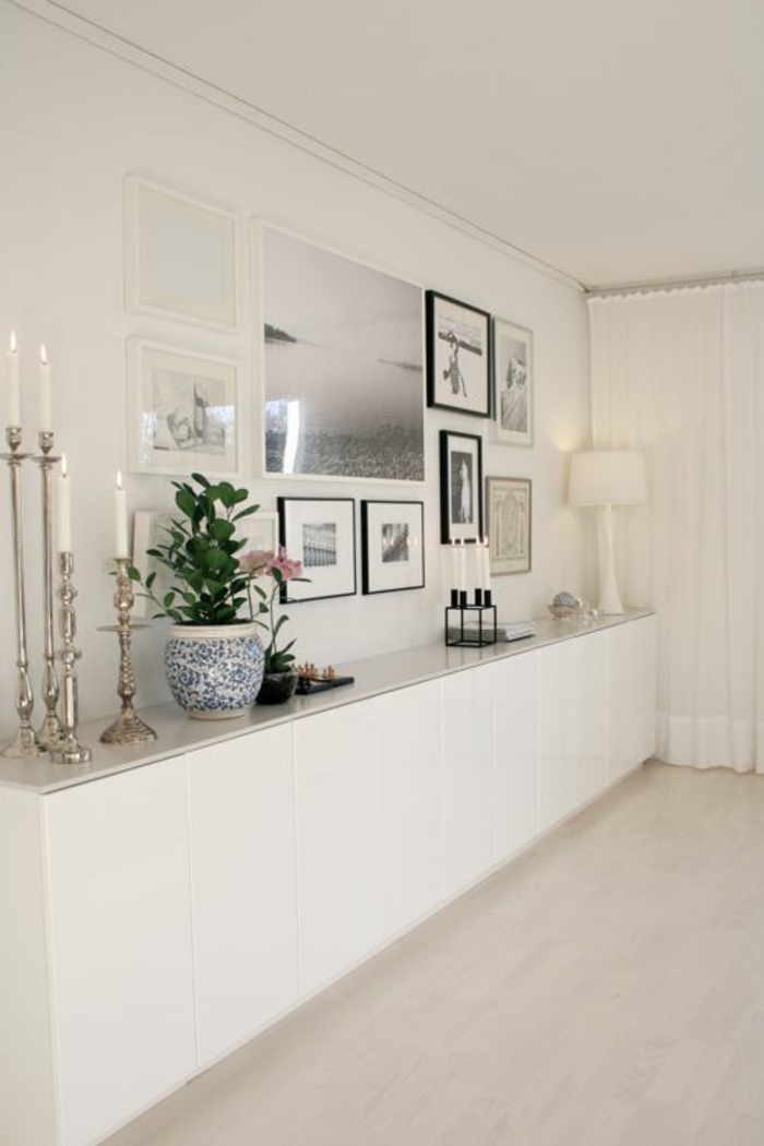 Wohnzimmerideen Wandgestaltung Mit Bildern Wohnzimmer Gestalten