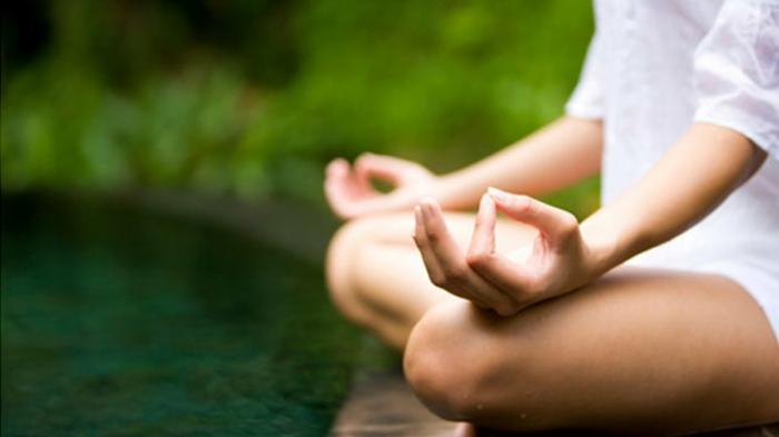 Yoga Mudra konzetration kraft