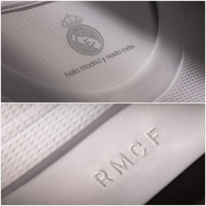adidas home trikotsatz fußball trikots real madrid details