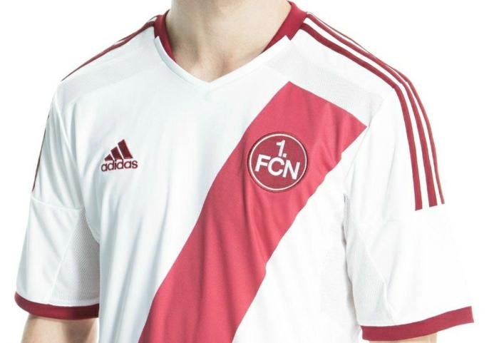 adidas trikotsatz 2015 2016 fußballtrikots bundesliga fc nurnberg
