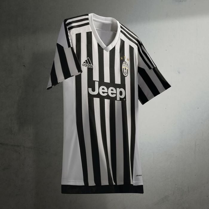 adidas trikotsatz 20152016 fußballtrikots juventus bianconeri