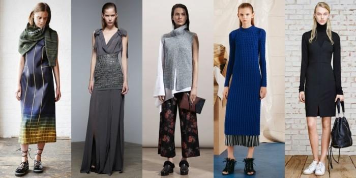 aktuelle modetrends herbst winter 2020