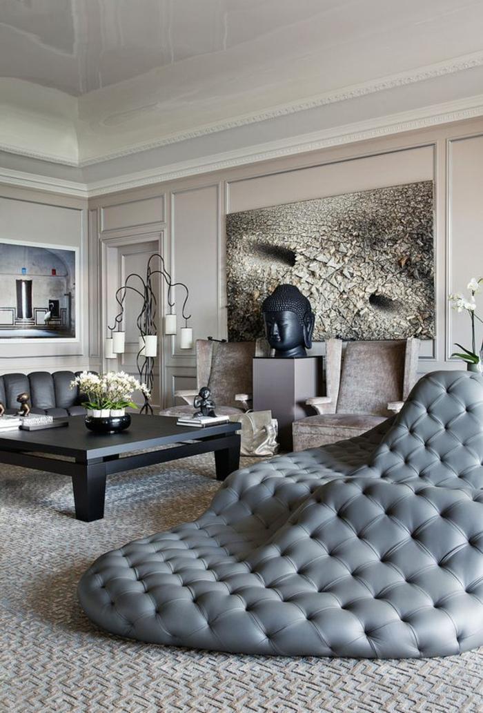 ausgefallene möbel echtholz möbel designer sofa