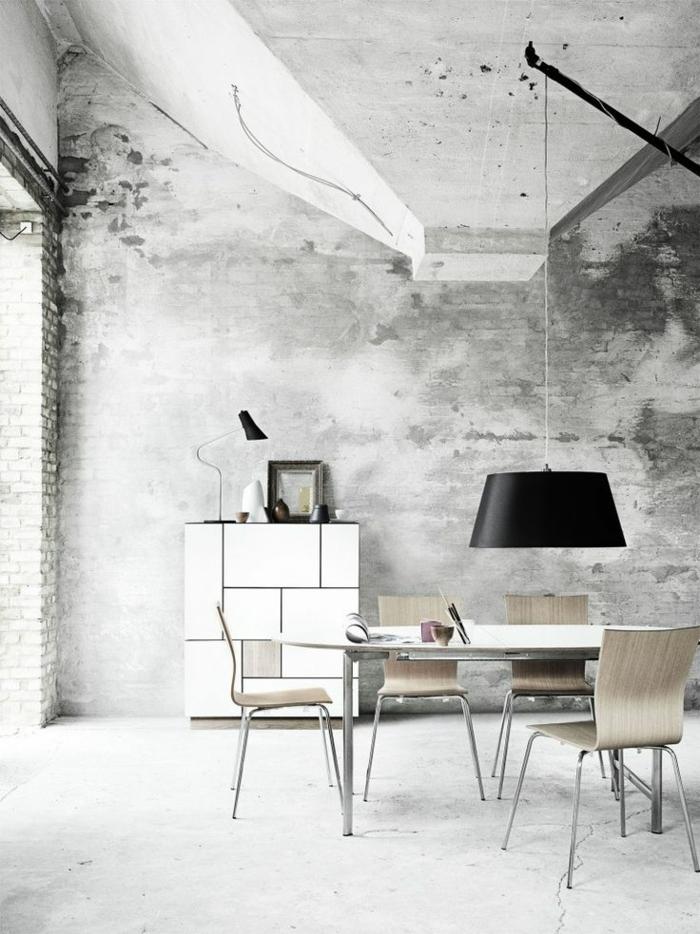 wohnzimmer retro style: Möbel in 4 Stilen: Skandinavisch, Retro, Avantgarde, Industrial