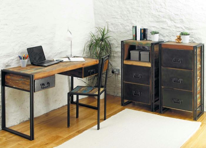 ausgefallene designer möbel industrial möbel arbeitszimmer