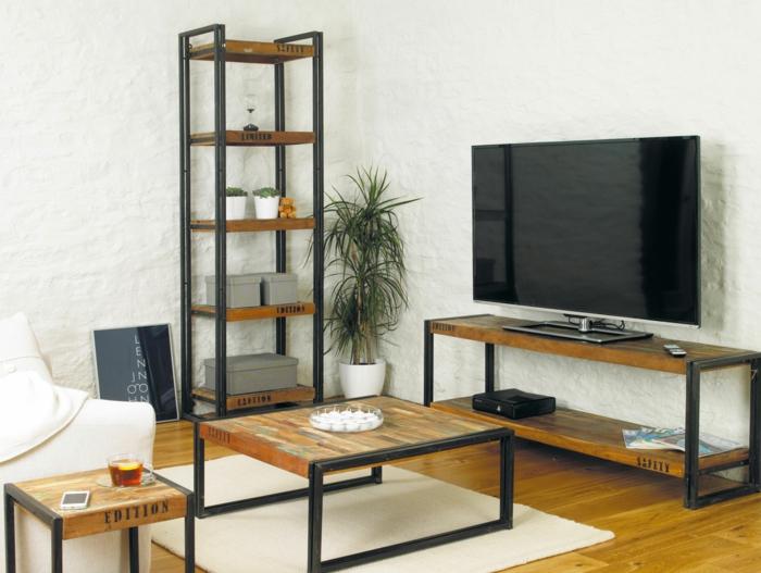 ausgefallene möbel industrial möbel wohnzimmer