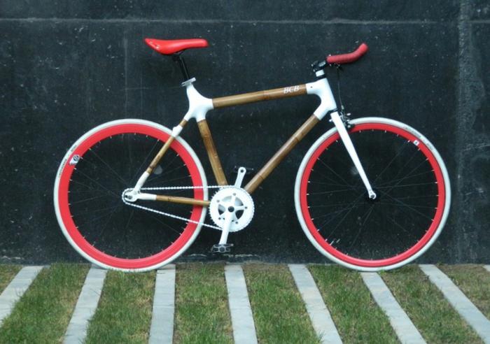 bambus bcb fahrräder design stylische fahrräder