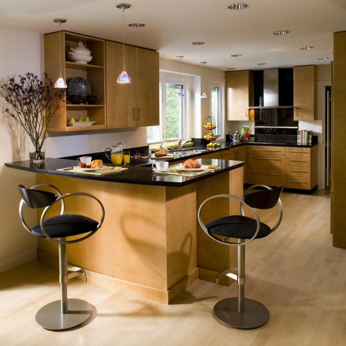 barhocker küche supermodern komfortabel schwarz mettal