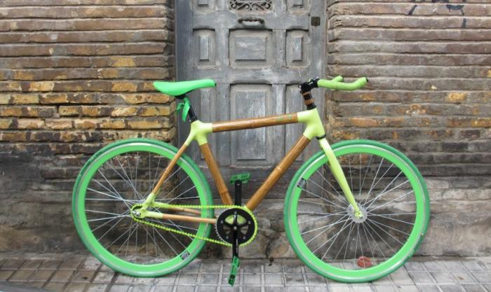 bcb stylische fahrräder bambus nachhaltiges design