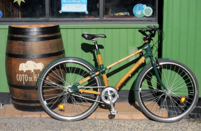 bcb stylische fahrräder nachhaltiges design bambus