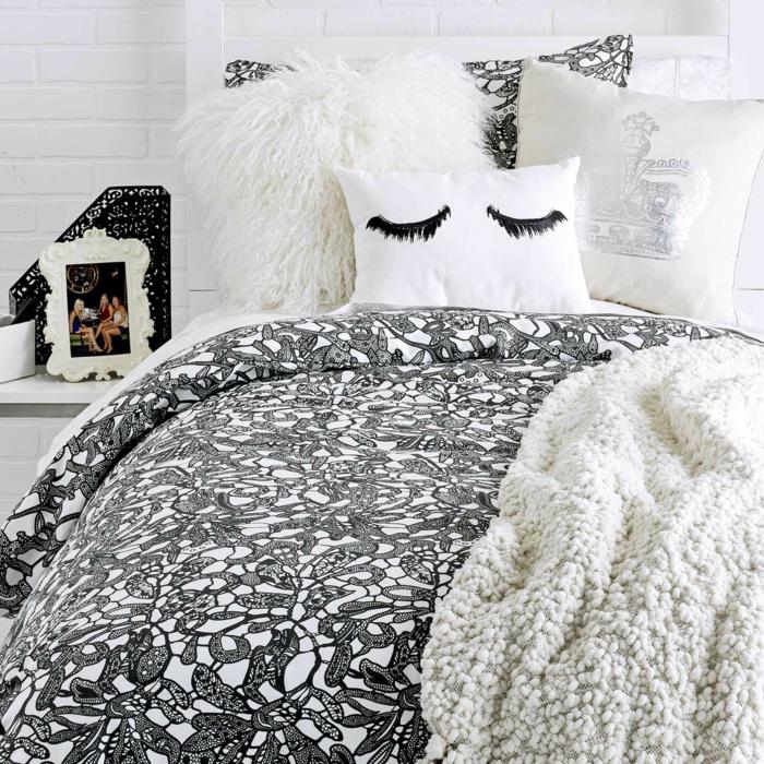 Lernen Sie, wie Sie den richtigen Bettüberwurf auswählen