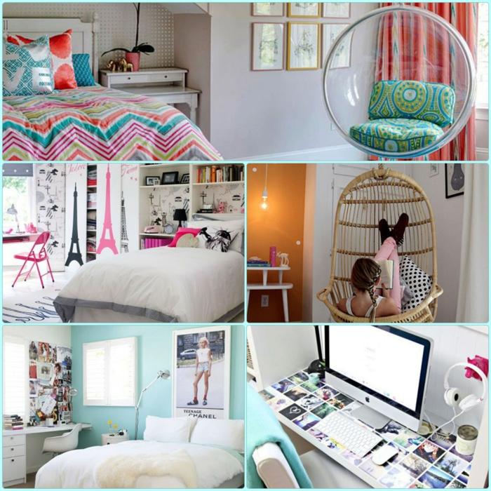 coole jugendzimmer ideen farbgestaltung und praktische möbel