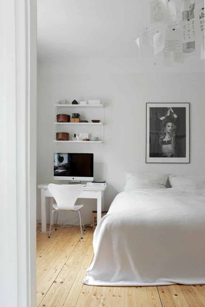 coole jugendzimmer als beispiel f r organisation und ordnung. Black Bedroom Furniture Sets. Home Design Ideas