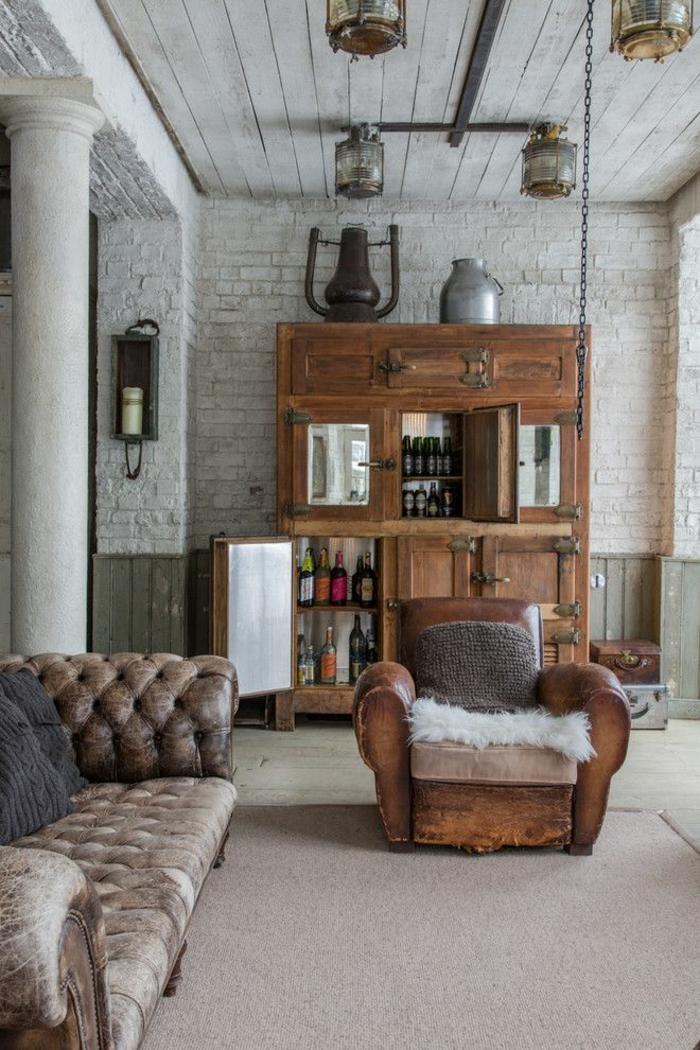 couch kaufen wohnzimmer möbel ledersofa alt
