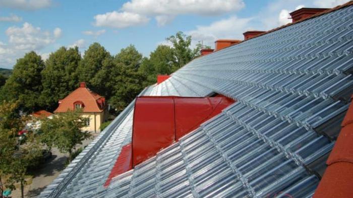 dachziegel kaufen glasbedachung durchsichtig