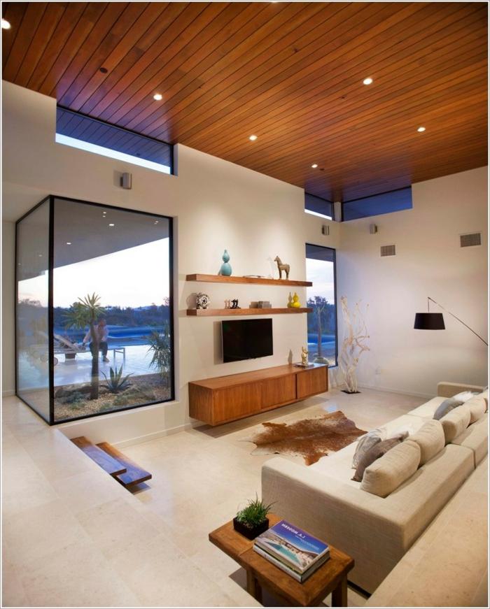 Deckenbeleuchtung Wohnzimmer - Sollten es Decken-, Einbau- oder Pendelleuchten sein?