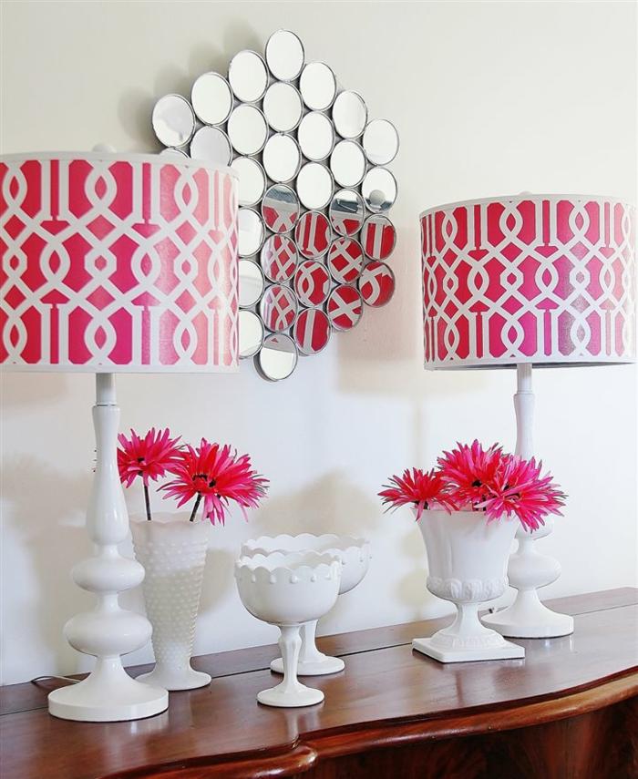 deko spiegel 10 stilvolle und praktische ideen f r ihr. Black Bedroom Furniture Sets. Home Design Ideas